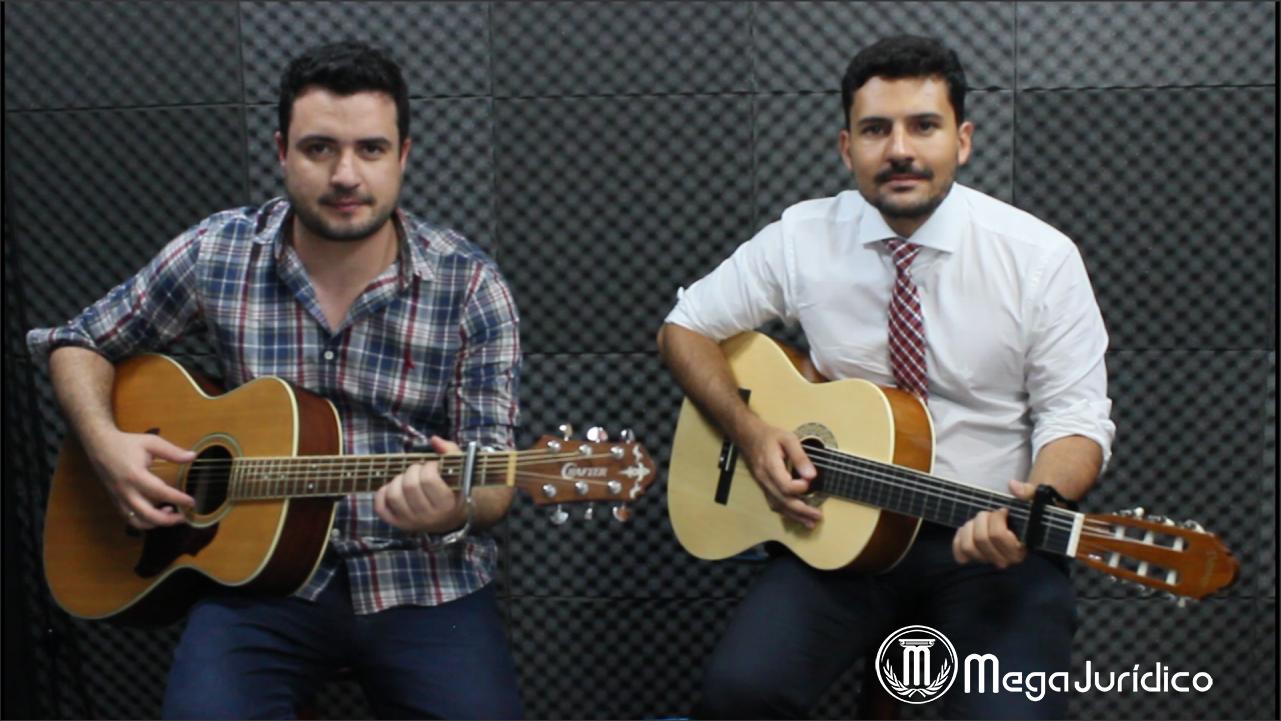 "Concurseiro no ritmo de ""Trem Bala"" (Ana Vilela) – Marlon Ricardo e Rodrigo Alvarez"