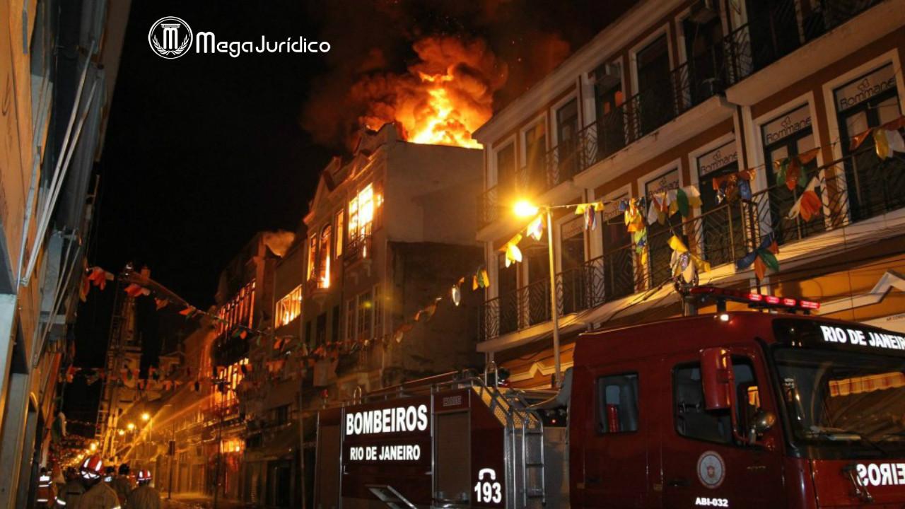 STF reconhece a inconstitucionalidade da cobrança de taxa de incêndio pelos Municípios