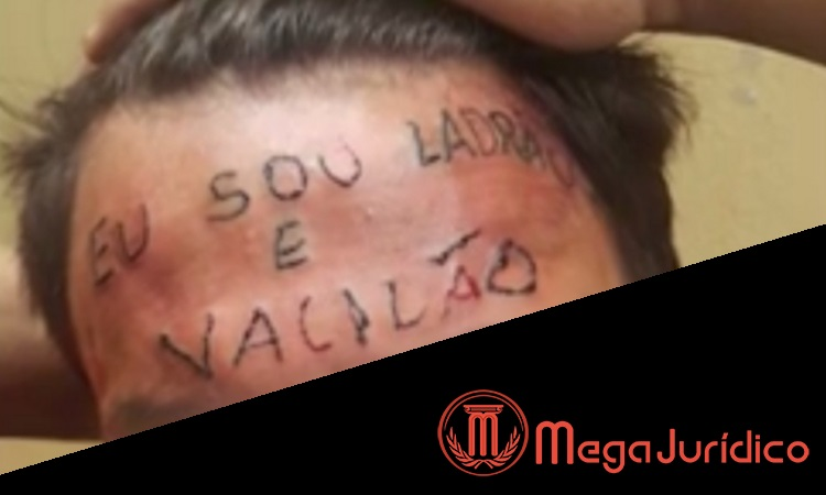 O caso do adolescente tatuado na testa (Análise Jurídica).