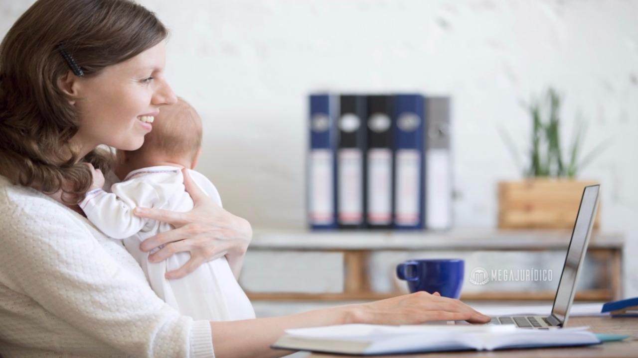Diário de uma recém-formada mamãe-advogada